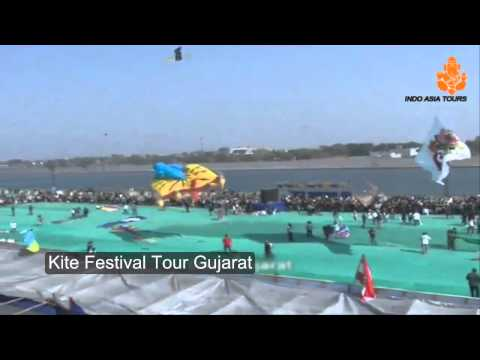 Kite Festival Tour India by Indo Asia Tours