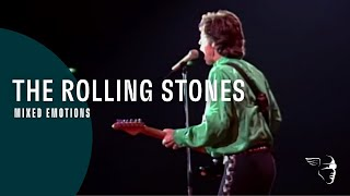 Клип The Rolling Stones - Mixed Emotions (live)