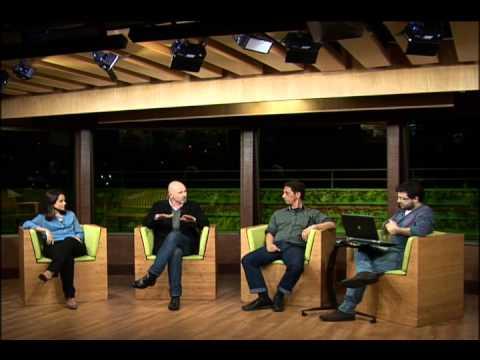 Fim dos Lixões no Brasil - Sala Debate - Canal Futura - Parte 01