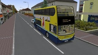 Omsi The Bus Simulator Dublin Bus Enviro 400 Route 145
