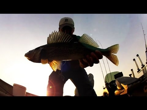 Walleye Fishing: Springtime Slip Bobbers