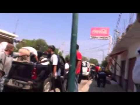 Autodefensas detienen a falsos autodefensas tras enfrentamiento en Huetamo Michoacán