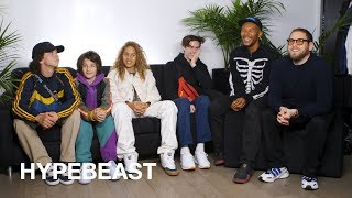 Jonah Hill, Na-Kel Smith and Mid90s Cast on Streetwear and Skateboarding