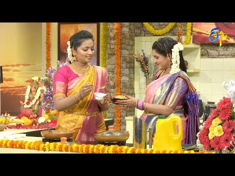 Telugu Ruchi | 24th August 2018 | Full Episode | ETV Telugu