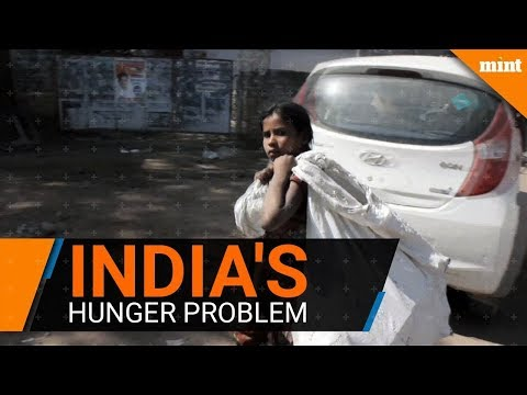 India's hunger problem is worse than North Korea's