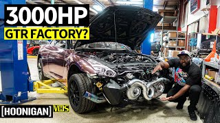 AMS Performance is a Horsepower Madhouse, And We Drift Their New Supra!!