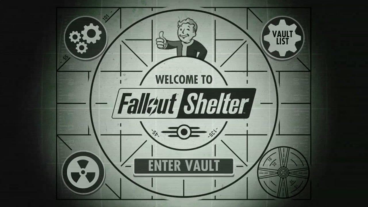 Fallout Shelter App Fallout Shelter Fallout App