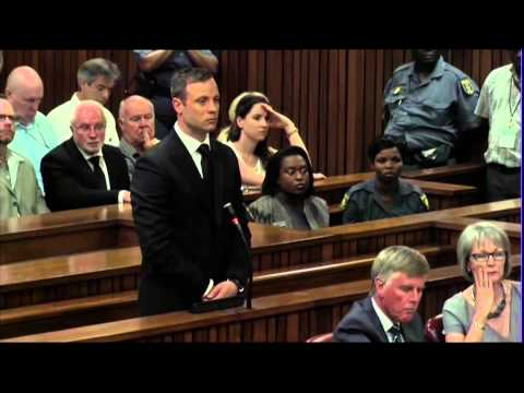 Watch moment Oscar Pistorius sentenced to five years for culpable homicide