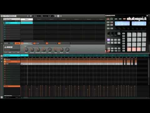 Sound Design w/ Maschine Tutorial Using FM8, Massive, Reaktor (Native Instruments)
