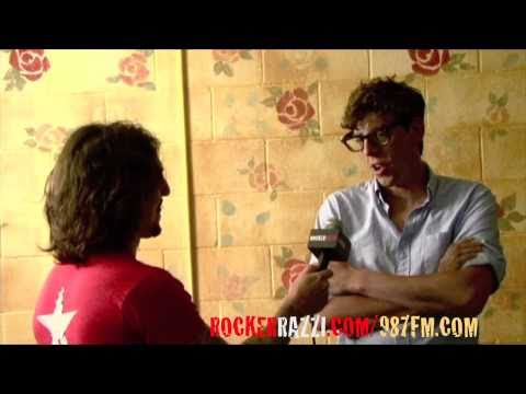 JARED SAGAL INTERVIEWS THE BLACK KEYS.
