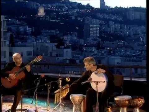 DIWAN - Sar Hamemuna - Live on IBA channel 1 TV