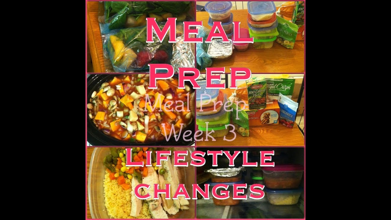 Healthy meal prep ideas for weight gain