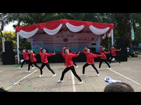 Taci Dance - Senam Kreasi PORKIND MM2100 2018
