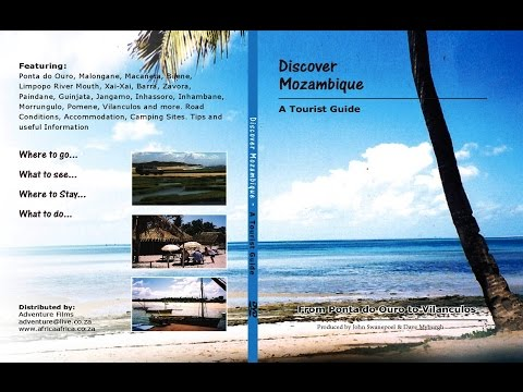 Self Drive Mozambique Free 4x4 Travel Guide.
