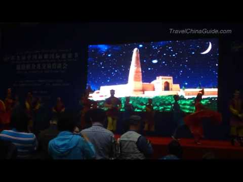 The Ninth Xinjiang International Tourism Festival Opening Ceremony - 1