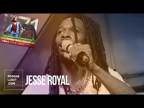 Jesse Royal - Finally @ Bob Marley 71st Celebration (Bob Marley Museum)