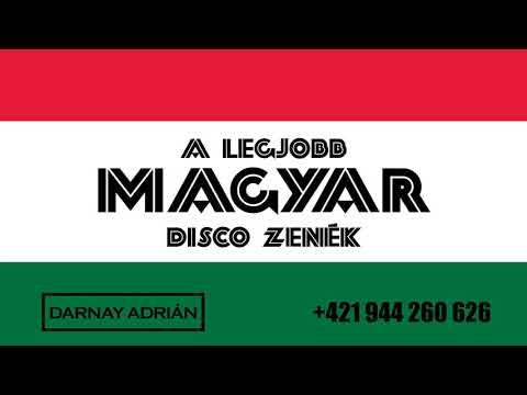 Legjobb MAGYAR disco zenék | 2020 | Darnay Adrián