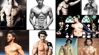 INDIAN ACTORS ABS SIX PACKS  2014