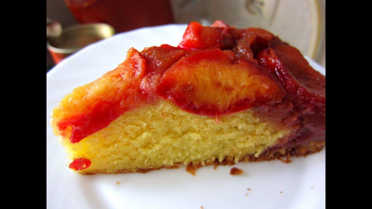 Самый вкусный пирог со сливами рецепт