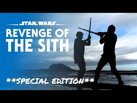 Star Wars Episode III: Revenge Of The Sith **SPECIAL EDITION**