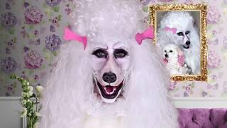Nina Poodle Makeup Transformation