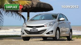 Hyundai HB20 2012 - Avaliação - CARPLACE TV #8