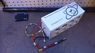 """""""Tesla"""" Style Battery BUILD for Gemini V-2 And other FPV Planes!"""