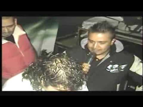MANOLO ROCK N ROLL CON LOS CHUPONES DE SANTA MARTHA 2013