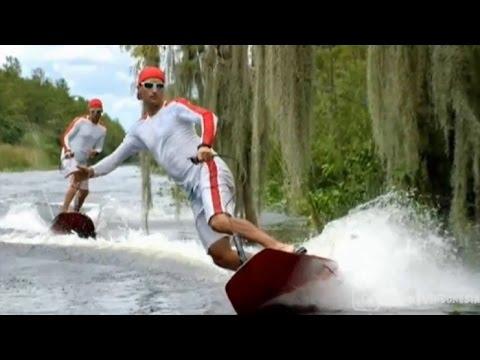 Iklan Djarum Super Mild 2016 edisi Water Hoverboard