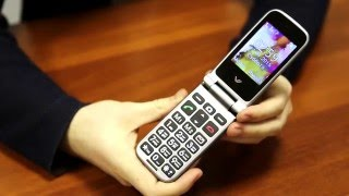 """Обзор телефона C302 от Vertex в корпусе """"раскладушка"""""""