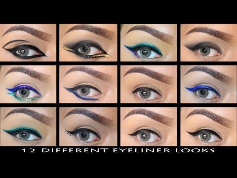 Delineado Perfecto 12 Looks | LoLo Love