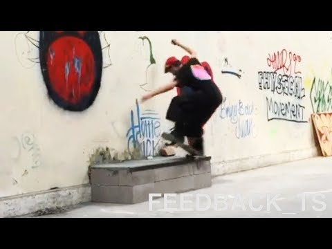 Feedback_TS | More Dreary, Lonely Skatepark Clips