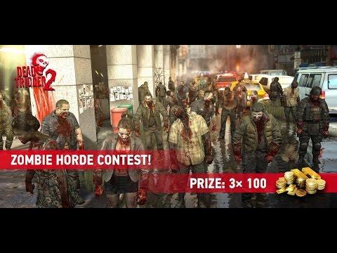 какой код ваучера в игре dead trigger 2?  - Игры