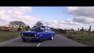 Two Ford Escort Mk2's