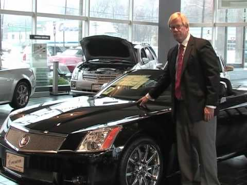 Cadillac XLR-V Video