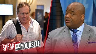 Jason Whitlock on reports tension in New England not