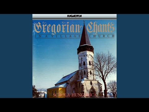 Gregorian Chant - Scriptum est enim
