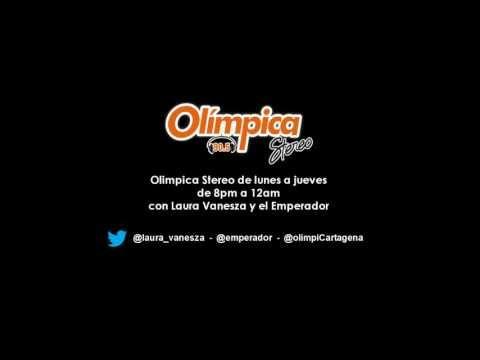 Pega Uso Carruso - Olimpica Stereo Cartagena 90.5 fm