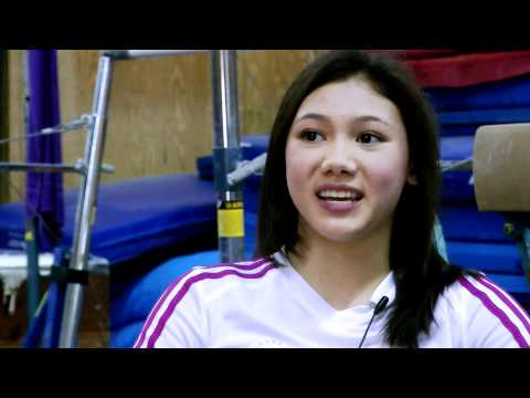 Catching up with Kyla Ross