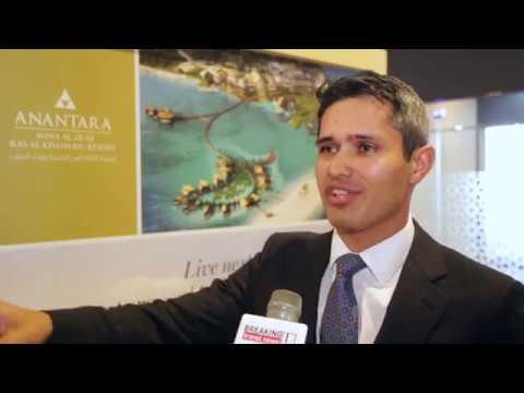Samuel Dean Sidiqi, chief executive, RAK Properties