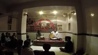 International Music Ashram - Sandip Rao Kewale (tabla) & Siddhartha Banerjee (siddha vina), part 3
