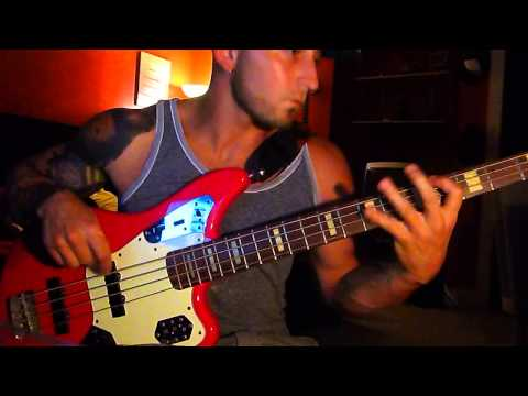 Kings of Leon - Dont Matter bass cover with tab
