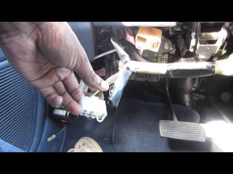 Test / Start  1991 honda civic / crx without broken main relay