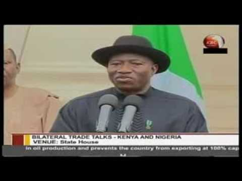 Kenya, Nigeria To Sign Trade Deals