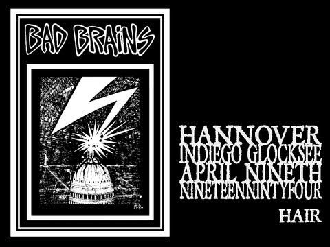Bad Brains - Hair