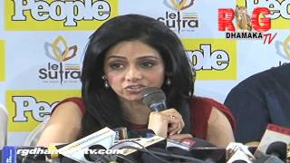 English Vinglish - SRIDEVI TALKS ON 'ENGLISH VINGLISH'