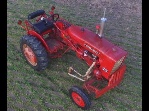 All Original 1979 International 140 tractor Ser #66701