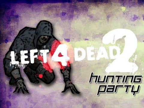 Left 4 Dead 2: Hunting Party w/ Mark and Nick Part 1 - Frogs Music Videos