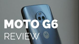 MOTO G6 unboxing and review