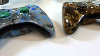 NEW Gamertags PS3 & Xbox360 Controllers | HG Arts Modz